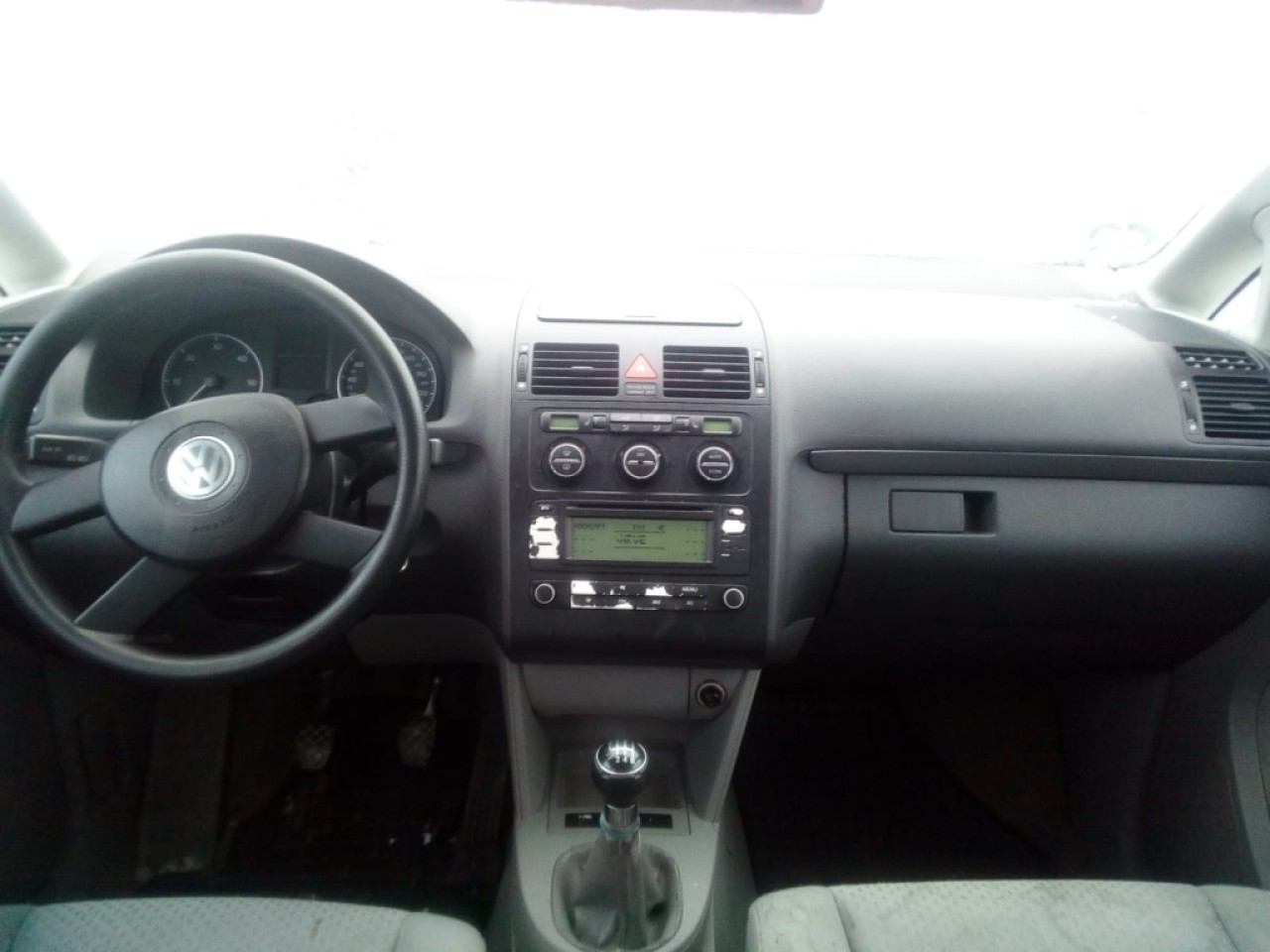 Ceasuri bord VW Touran 2003 Monovolum 1.9 TDI