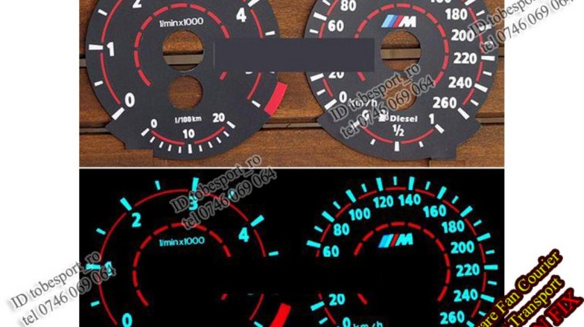 Ceasuri Plasma BMW E60 E65 E70 X5 X6 165 RON