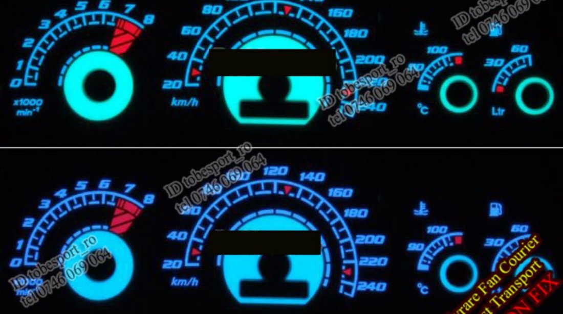 Ceasuri Plasma Opel Calibra Model Innoparts 165 RON