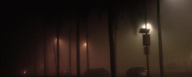 Ceata densa, mana cereasca pentru hotii de masini si piese auto