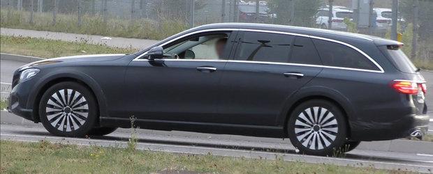 Cei de la Audi nu se vor bucura sa vada aceste imagini. Uite cum arata cel mai nou rival al modelului A6 Allroad