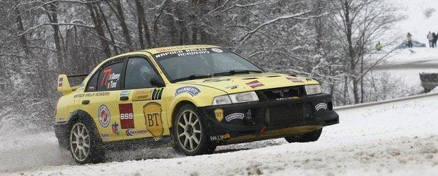 Cei de la Napoca Rally Academy sunt gata pentru Timis Rally