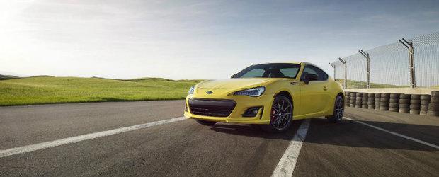 Cei de la Subaru dezvolta orice, numai un BRZ turbo nu