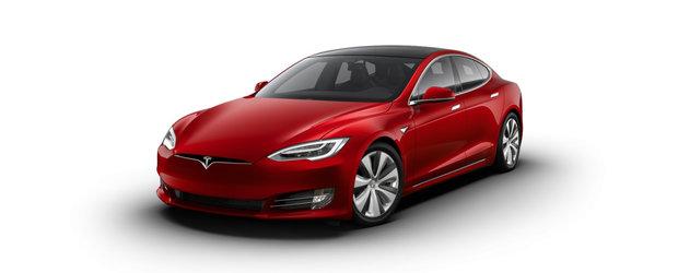 Ceilalti doar viseaza la ziua aceasta: Tesla anunta ca actualul Model S poate parcurge acum aproape 650 KM cu o singura alimentare