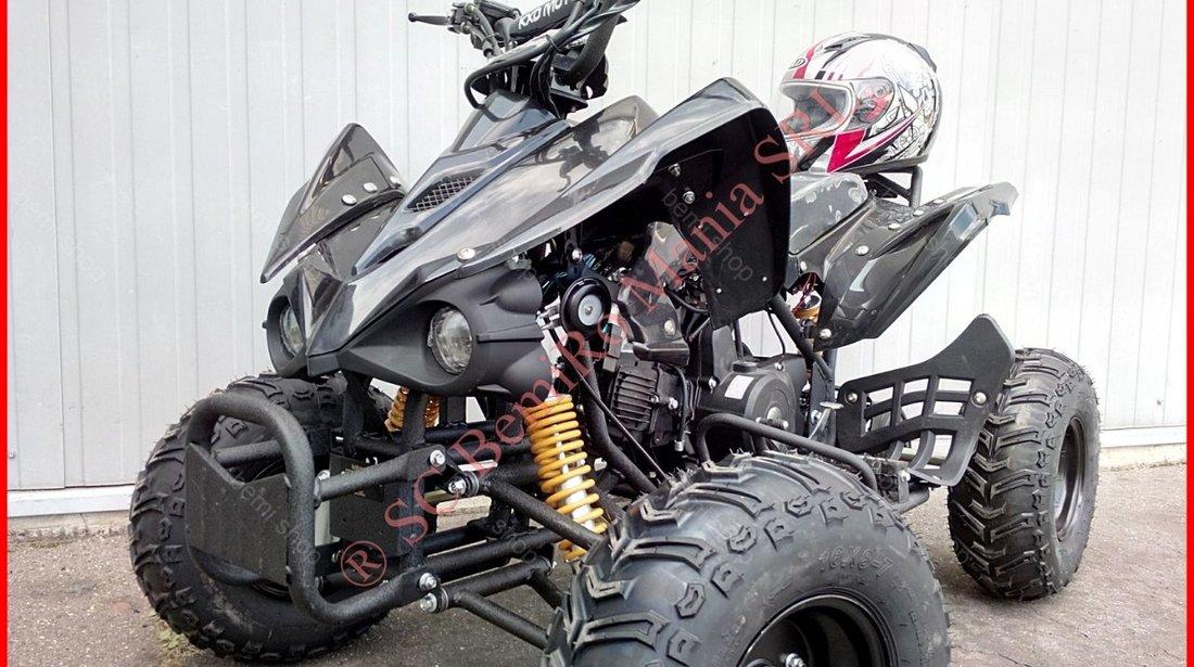 Cel mai bun pret ATV 125cc Sport NOU DNR automatic BLACK