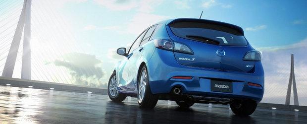 Cel mai bun scor pentru Mazda3 in testul de anduranta Auto Bild