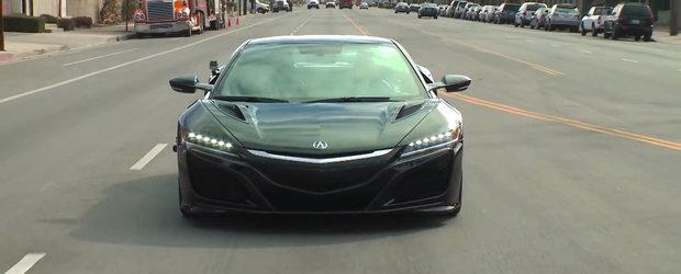 Cel mai cunoscut pasionat de masini ne spune parerea sa sincera despre noua Honda NSX. Isi va cumpara sau nu una?