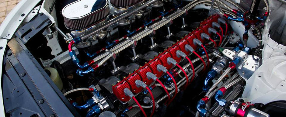 Cel mai dement M6 din emisfera sudica are un motor cu sase rotoare si a fost scos la vanzare. POZE MULTE cu masina bavareza
