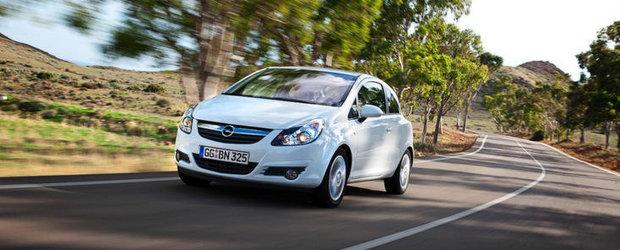 Cel mai eficient Opel diesel din toate timpurile emite doar 88 g/km CO2