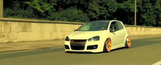 Cel mai grozav Volkswagen Golf GTI modificat din lume.