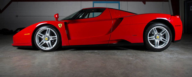 Cel mai ieftin Enzo Ferrari din lume costa doar 292.000 euro