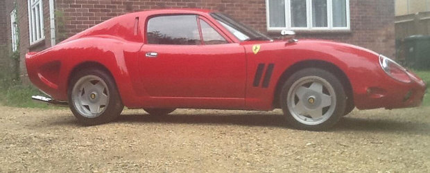 Cel mai ieftin Ferrari 250 GTO costa doar... 19.000 dolari