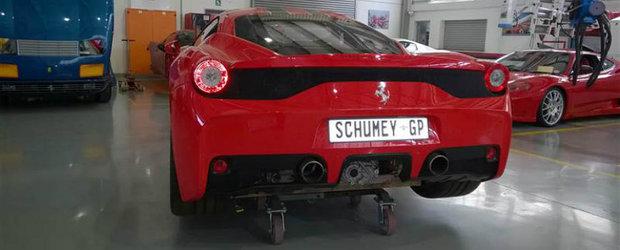 Cel mai ieftin Ferrari 458 Speciale din lume se vinde pentru doar 63.000 de euro