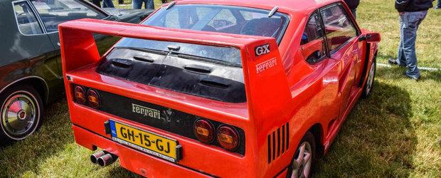 Cel mai ieftin Ferrari F40 te va costa cam cat un Logan la mana a doua