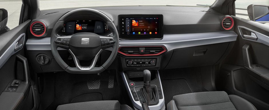 Cel mai ieftin SUV de la SEAT a primit un facelift. Spaniolii nu ofera nici macar un singur motor TDI