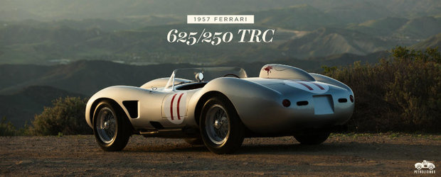 Cel mai invingator Ferrari de curse: 625/250 TRC