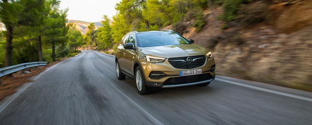 Cel mai mare SUV de la Opel primeste o noua motorizare diesel: 177 de cai si consum de 4,8 l/100 de km