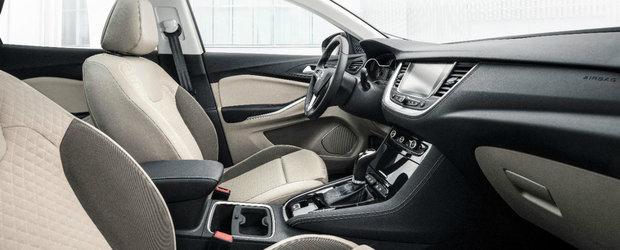Cel mai mare SUV de la Opel s-a lansat in Romania. E construit pe platforma de Peugeot si se vinde cu aceasta suma