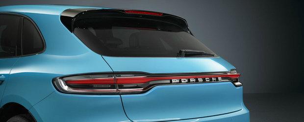 Cel mai mic SUV de la Porsche a primit un facelift. Dezamagire pentru cei care asteapta o motorizare DIESEL