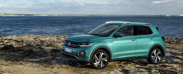 Cel mai mic SUV Volkswagen de-acum si cu o motorizare de 150 CP. Cat costa