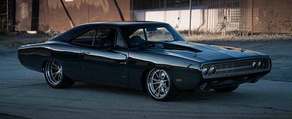 Cel mai nebun Dodge Charger a fost scos la vanzare. Are motor biturbo DE BARCA si peste 1.600 de cai