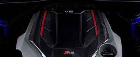 Cel mai nou competitor pentru BMW M3 si Mercedes C63 AMG ascunde sub capota un motor de Porsche. FOTO