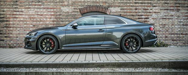 Cel mai nou competitor pentru BMW M4 are 510 CP si face suta in mai putin de 3.9 secunde. GALERIE FOTO