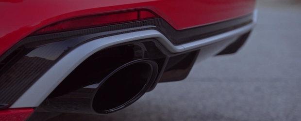 Cel mai nou competitor pentru BMW M4 ascunde sub capota un motor de Porsche. PREZENTARE VIDEO