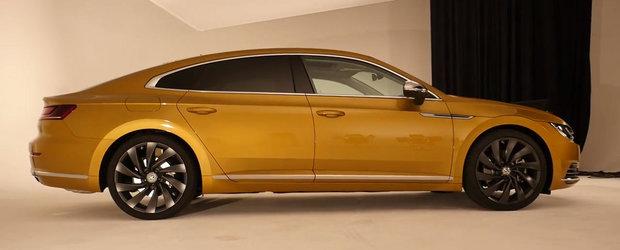 Cel mai nou film cu VW Arteon surprinde absolut fiecare detaliu al masinii germane