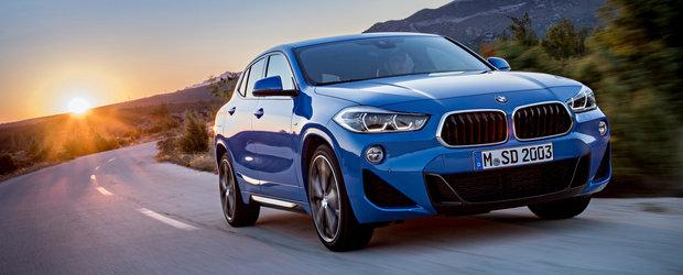 Cel mai nou SUV de la BMW a ajuns in Romania cu trei motorizari. Care este pretul de pornire
