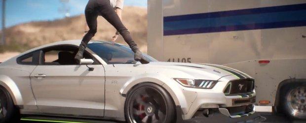 Cel mai nou trailer la Need for Speed Payback ne arata cum se fura o masina in joc