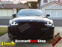 CEL MAI PUTERNIC ANGEL EYES BMW E60 SERIA 5 OSS ANGEL EYES