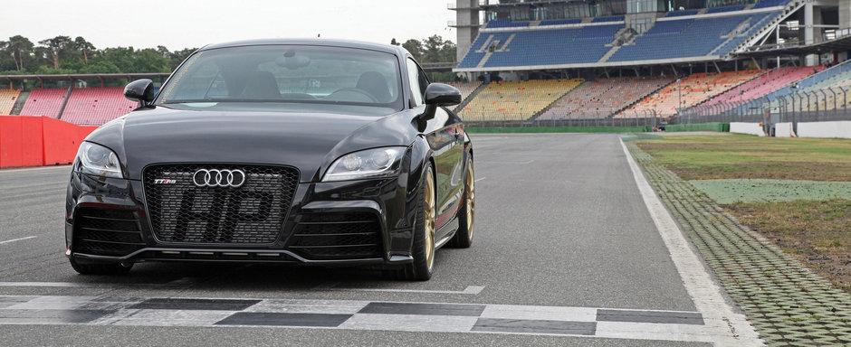 Cel mai puternic Audi TT-RS din lume ofera 750 CP in schimbul a 50.000 euro