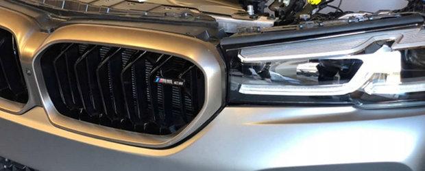 Cel mai puternic BMW din toate timpurile a ajuns mai devreme pe internet. Pozele pe care bavarezii le vor sterse de urgenta!