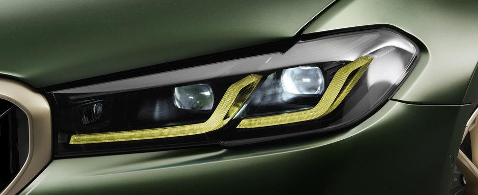 Cel mai puternic BMW din toate timpurile a debutat oficial. Cat costa in Romania noul model