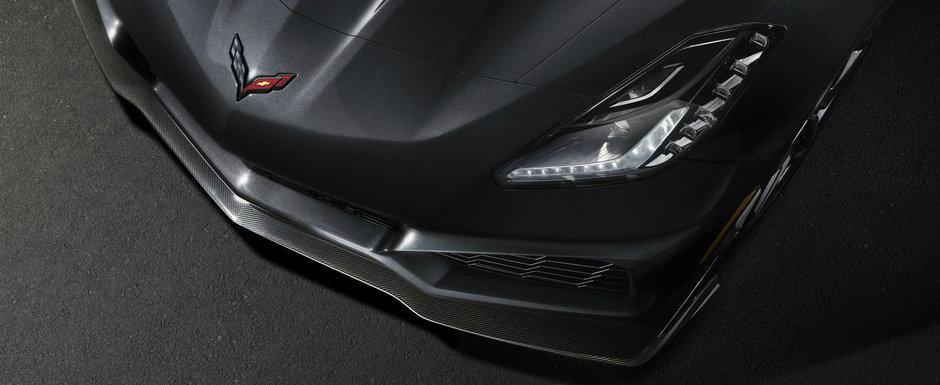 Cel mai puternic Corvette din toate timpurile a debutat oficial. FOTO