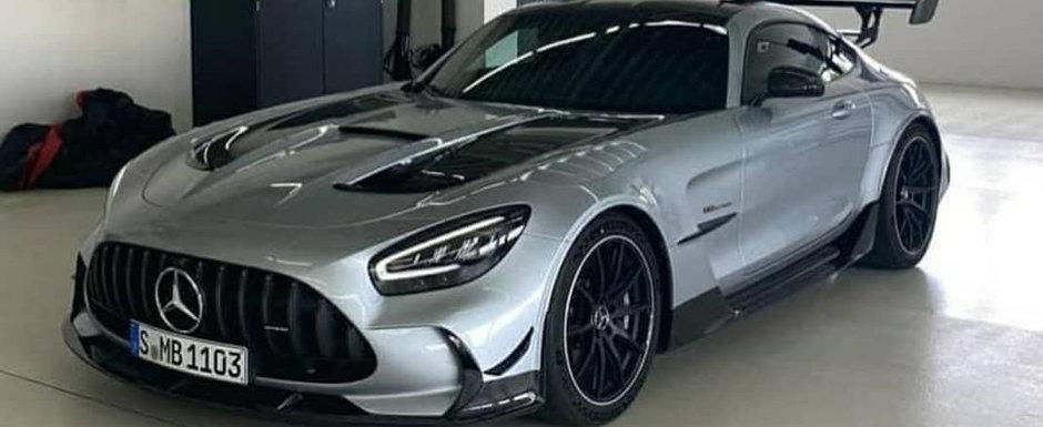 Cel mai puternic Mercedes din toate timpurile a ajuns mai devreme pe internet. Imaginile pe care nemtii le vor sterse de urgenta!