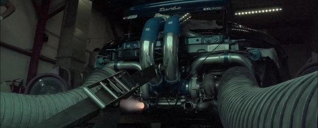 Cel mai puternic Porsche 997 are 1.500+ CP si e facut in Romania, bineinteles