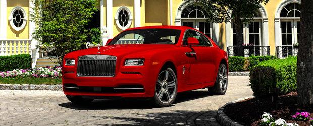 Cel mai puternic Rolls-Royce din lume are 632 cp si este un Wraith St. James