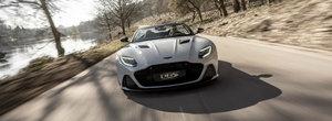 Cel mai puternic si rapid CABRIO din istoria Aston Martin este aici. Fa cunostinta cu noul DBS Superleggera Volante