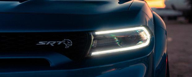 Cel mai puternic si rapid sedan de serie din lume, disponibil acum si cu bodykit latit. Cum arata