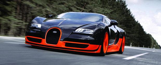 Cel mai puternic Veyron va costa peste 5 milioane de lire sterline