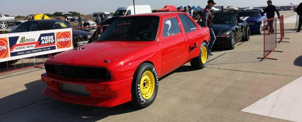 Cel mai rapid BMW din Romania este un URSULET cu aproape 1.000 de cai. Face suta in 2.2 secunde