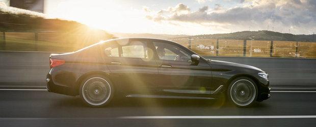 Cel mai rapid BMW Seria 5 al momentului se vinde, mai nou, si in Romania