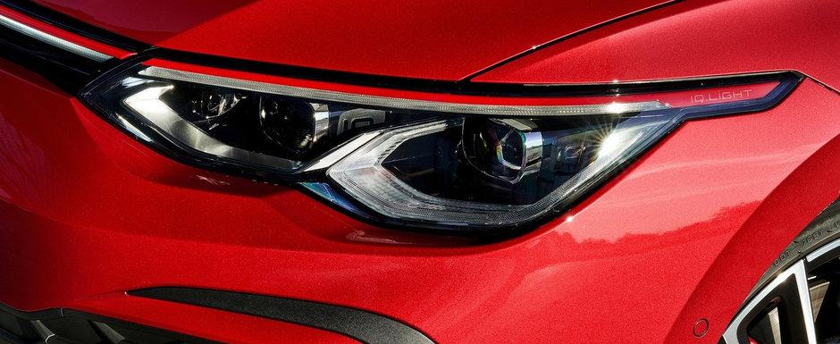 Cel mai rapid Golf pe care Volkswagen il vinde in clipa de fata s-a lansat, oficial, si pe piata din Romania