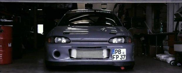 Cel mai rapid Mitsubishi Colt din lume prinde 315 km/h