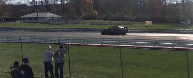 Cel mai rapid Subaru STI poate face de ras chiar si un McLaren P1