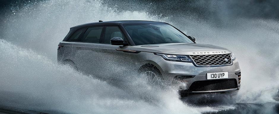 Cel mai recent model Range Rover a primit noua motorizare de 2.0 litri si 300 de cai putere