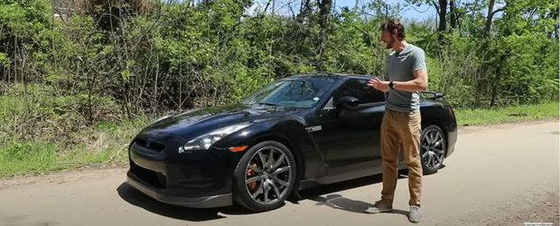 Cel mai rulat Nissan GT-R din lume are inca discurile de frana originale. Ce probleme a avut in 225.308 kilometri