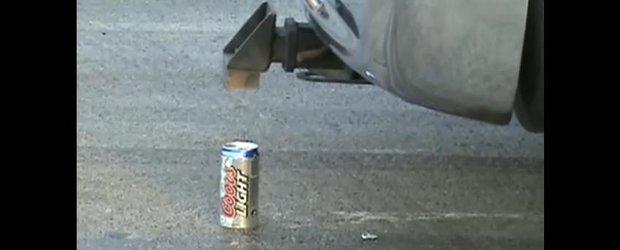 Cel mai scump aparat de reciclat: Dodge Ram cu suspensie pneumatica
